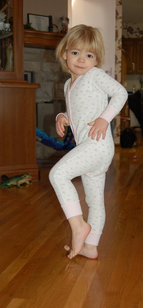 Dancing in My PJ's by meldenham