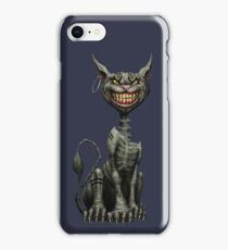 Alice: Madness Returns-Cheshire Cat iPhone Case/Skin