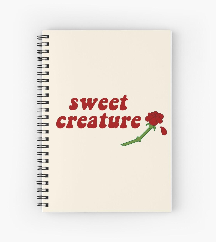 Süßes Kreatur-Rosen-Design von livstuff