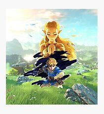 The Legend of Zelda: Breath of the Wild Photographic Print