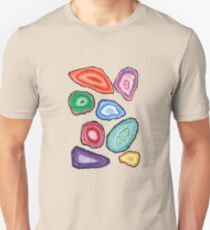 Geodes and Gems Unisex T-Shirt