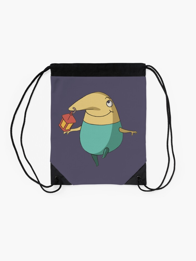 Alternate view of Ni No Kuni-Drippy Drawstring Bag