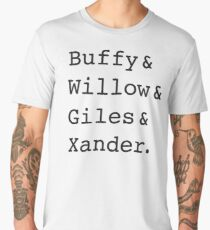 Buffy Men's Premium T-Shirt