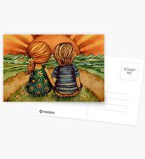 Sweethearts Postcards