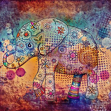 indie elephant by karin