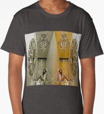 Mirror Image Long T-Shirt