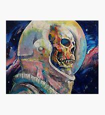 Astronaut Photographic Print