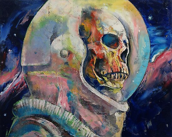 Astronaut by Michael Creese