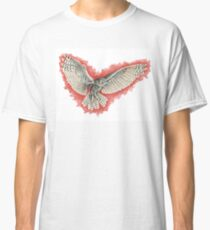 Great Horned Owl in Flight Classic T-Shirt