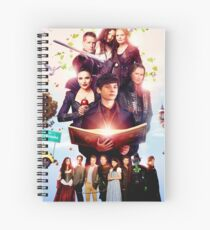 OUAT Turns 100 Spiral Notebook