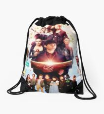 OUAT Turns 100 Drawstring Bag