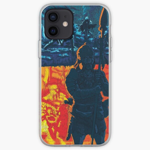 Night-infiltration! iPhone Soft Case
