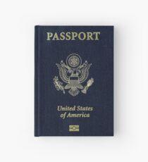 Make America Great Again USA Passport Hardcover Journal