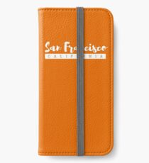 San Francisco California iPhone Wallet/Case/Skin
