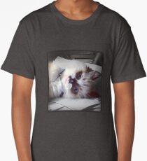 Ragdoll Kitten  Long T-Shirt