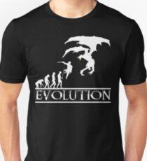 Skyrim Evolution Unisex T-Shirt