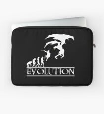 Skyrim Evolution Laptop Sleeve