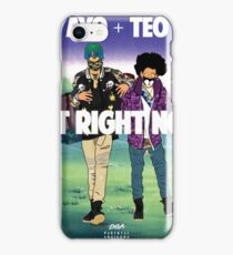 Ayo&Teo iPhone Case/Skin