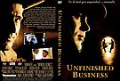 Unfinished Business Cover Art by shhevaun