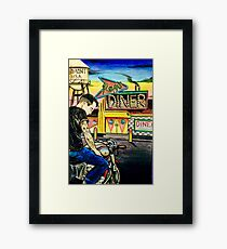 Stood Up In The 50s His Story Framed Print