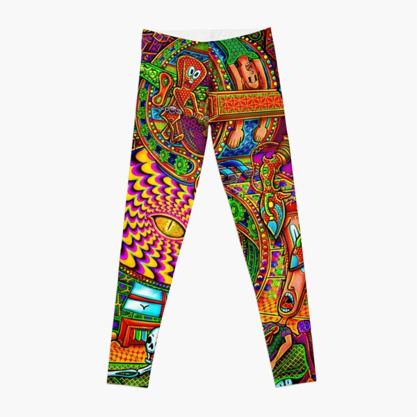 Carnival of the Abyss Leggings