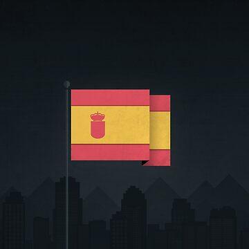 Spain by FlatFlags