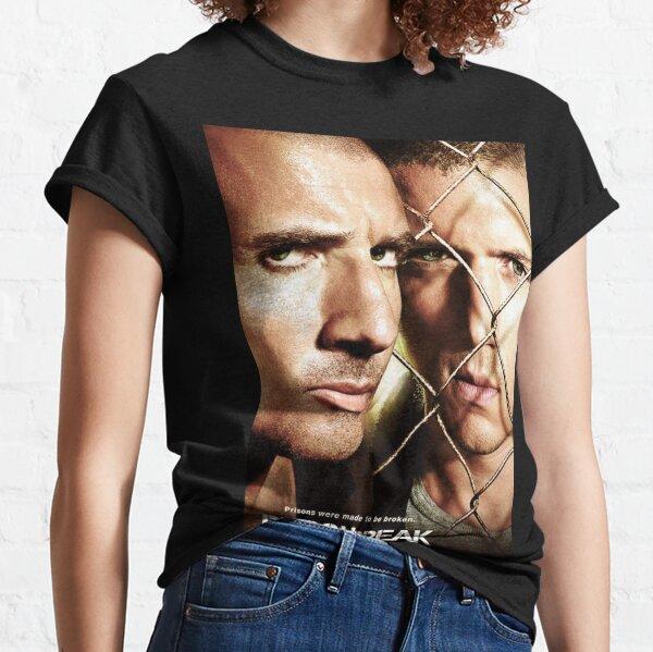 SAISON PRISON BREAK KACANG3 T-shirt classique
