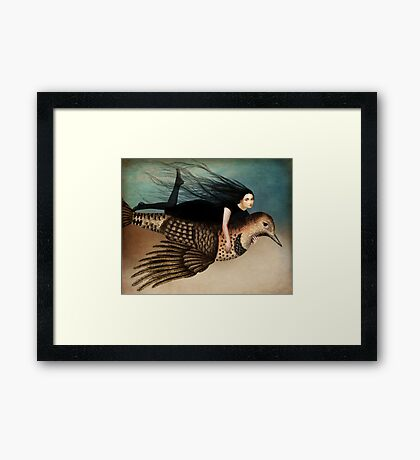 Back to Earth 2 Framed Print
