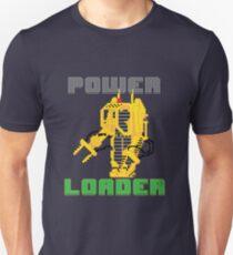 Alien Power Loader 8 bit Pixels Unisex T-Shirt