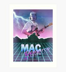 Mac Demarco 80's aesthetic T-shirt Art Print
