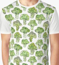 Broccoli - Formal Graphic T-Shirt