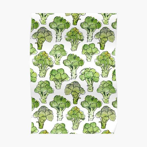 Broccoli - Formal Poster