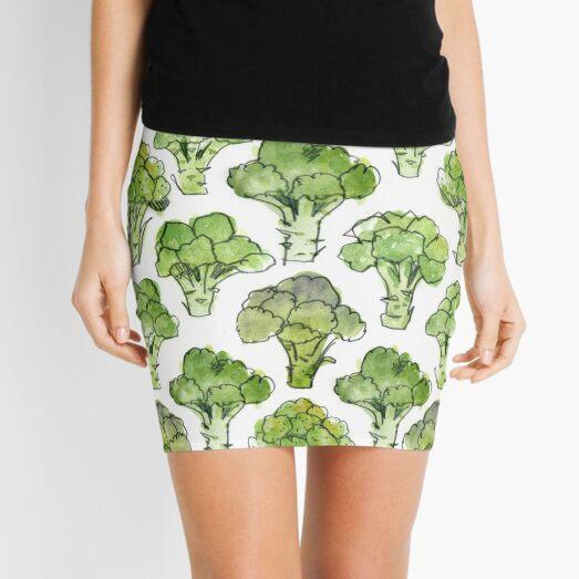 Broccoli - Formal Mini Skirt