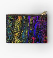 Night Streetscape Studio Pouch