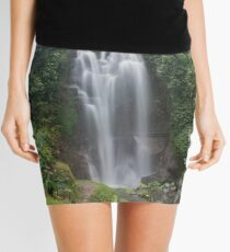 Munduk Indonesia Golden Valley Waterfall. Mini Skirt