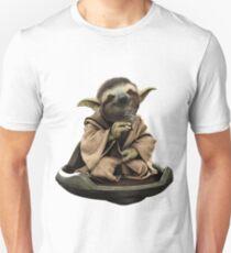 Inner Peace Sloth Yoda  Unisex T-Shirt