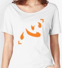 Netero Lucky Shirt Symbol (Heart/Mind) Anime Shirt Women's Relaxed Fit T-Shirt