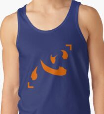 Netero Lucky Shirt Symbol (Herz / Geist) Anime Shirt Tanktop für Männer