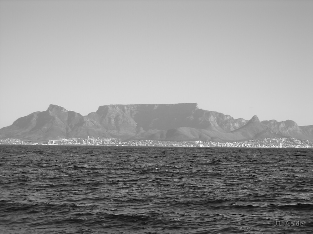 Table Mountain by J.L. Calder