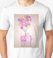 Up Up and Away! Unisex T-Shirt