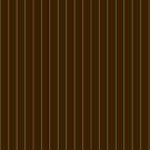 Chocolate and Lime Pinstripes by Valerie Hartley Bennett