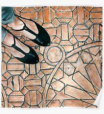 Art Beneath Our Feet - Elda  Poster