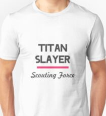Titan Slayer Unisex T-Shirt