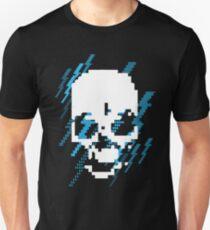 DedsecSkullBlu T-Shirt