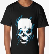 DedsecSkullBlu Long T-Shirt