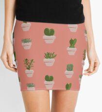 Cacti & Succulent  Mini Skirt