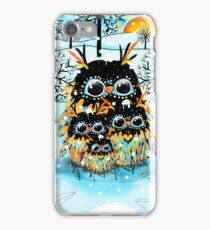 snow owls iPhone Case/Skin