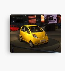 Nano Car Canvas Print