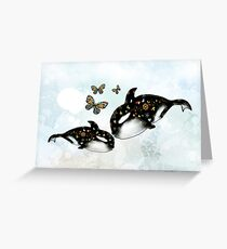 Ocean of Love Greeting Card