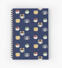 [VLD] Lions Spiral Notebook
